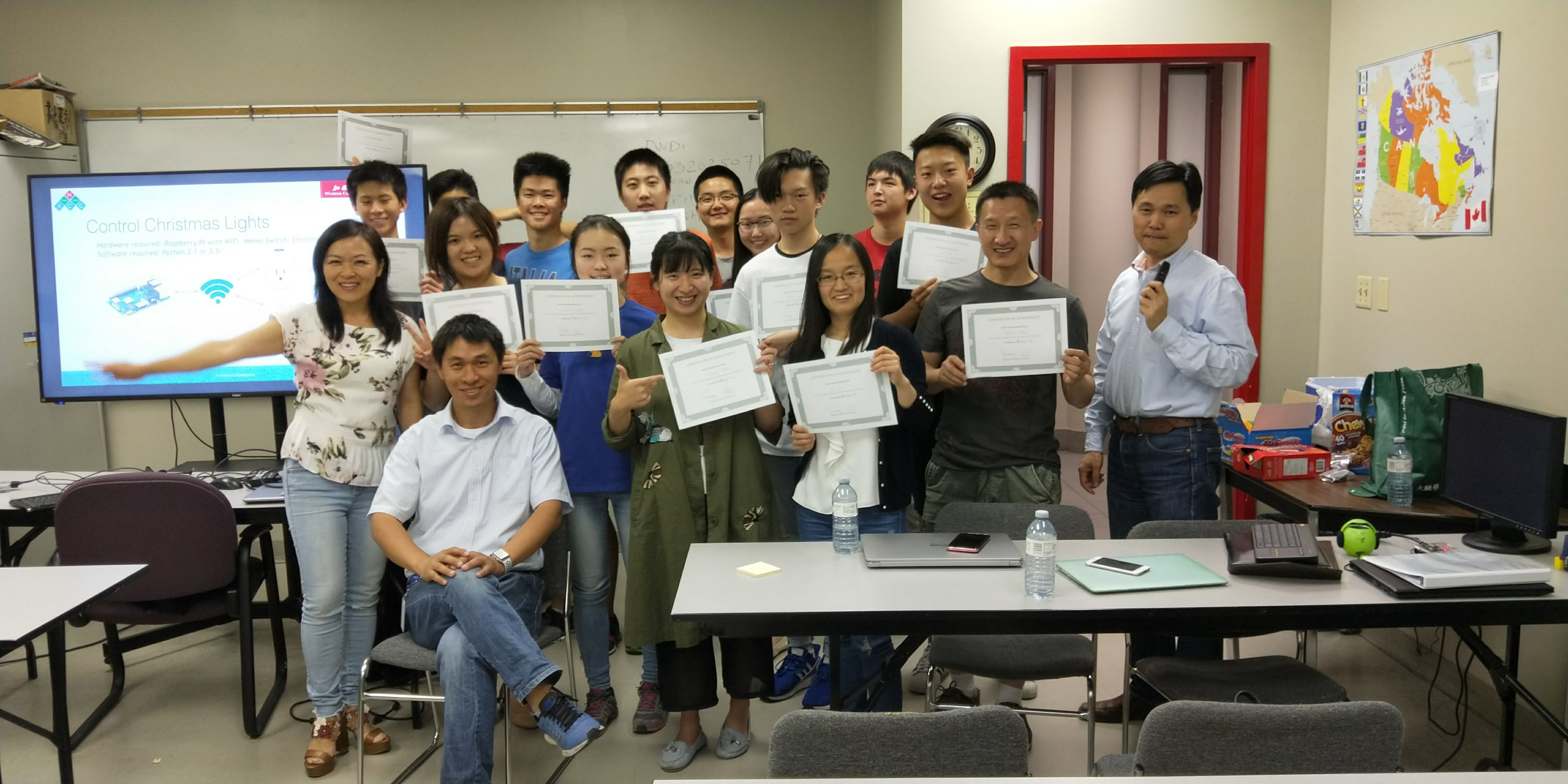 Python Fundamentals Class 201807 – Western Canada Hunan Association